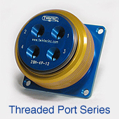 Threaded Port Series